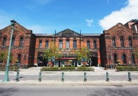 Hakodate Red brick warehouse