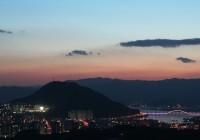 Gubongsan Observatory Cafe Street