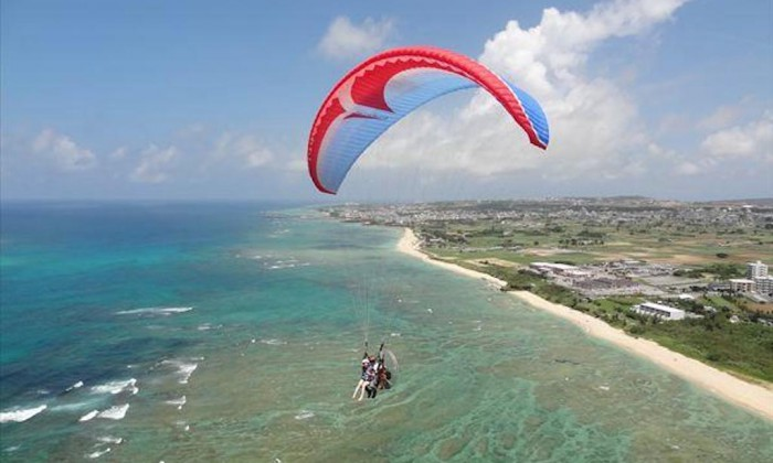 Okinawa Motor Paraglider (Pleasure Flight)