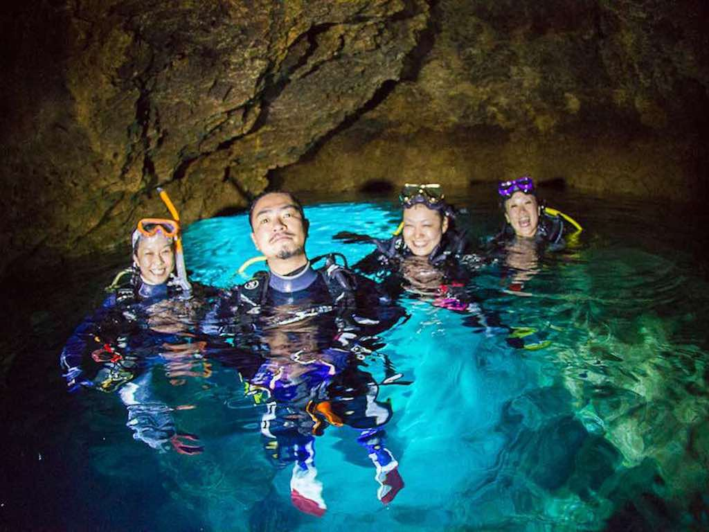 Okinawa Diving Tour 3