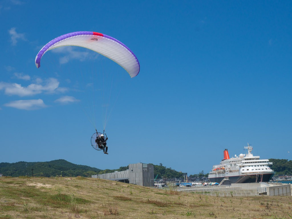 Okinawa Motor Paraglider (Pleasure Flight) 1