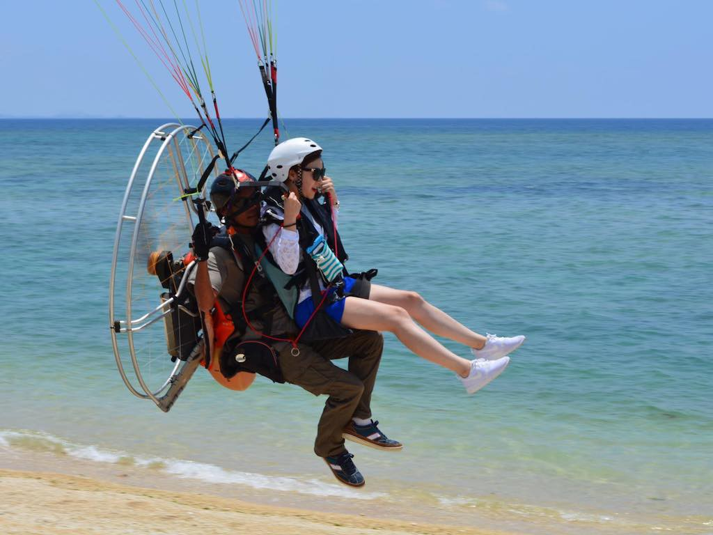 Okinawa Motor Paraglider (Pleasure Flight) 4