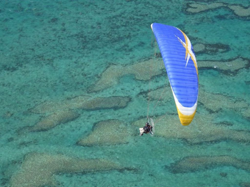 Okinawa Motor Paraglider (Pleasure Flight) 5