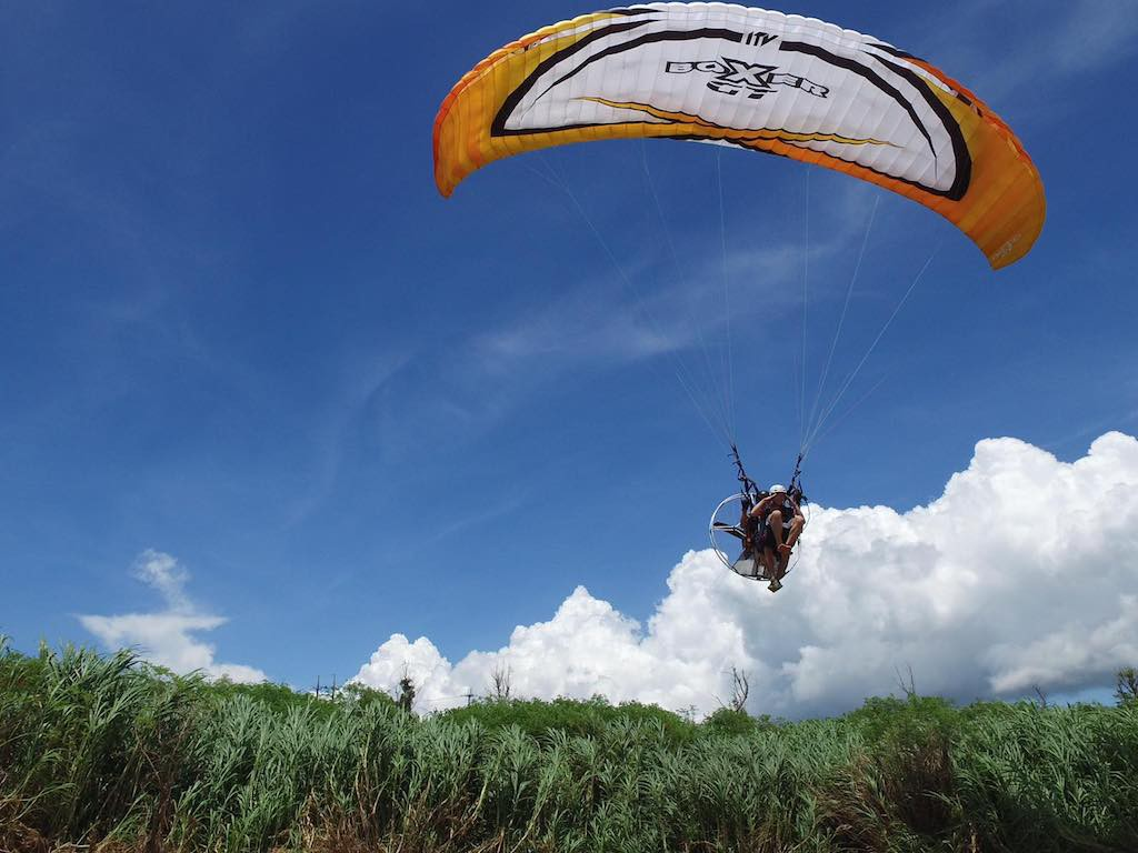 Okinawa Motor Paraglider (Pleasure Flight) 6
