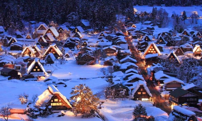 Fuji Takayama Shirakawago 3 Days Tour Packages