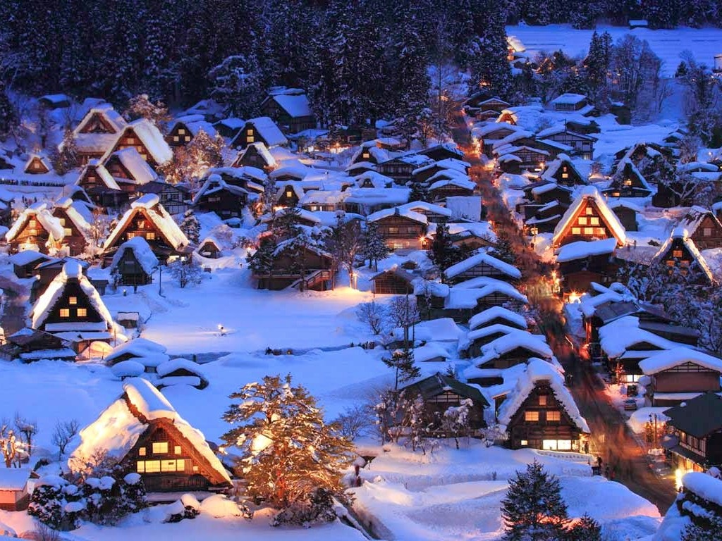 Fuji Takayama Shirakawago 3 Days Tour Packages 0