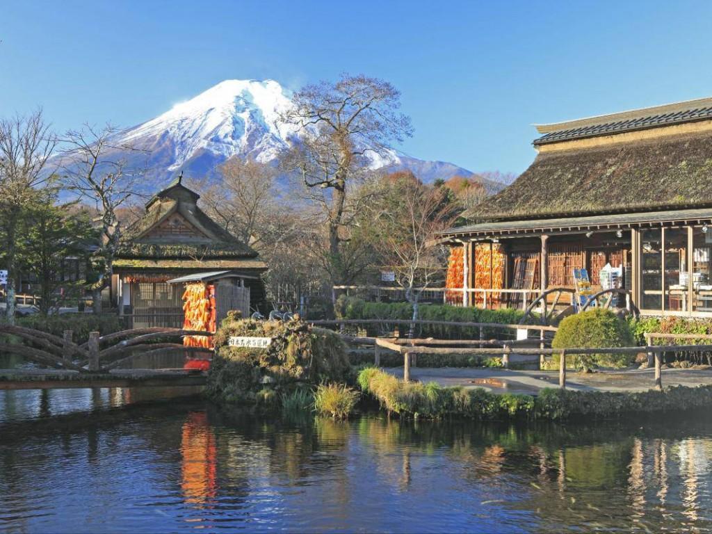 Paket tour 3 hari ke Fuji Takayama & Shirakawago 1