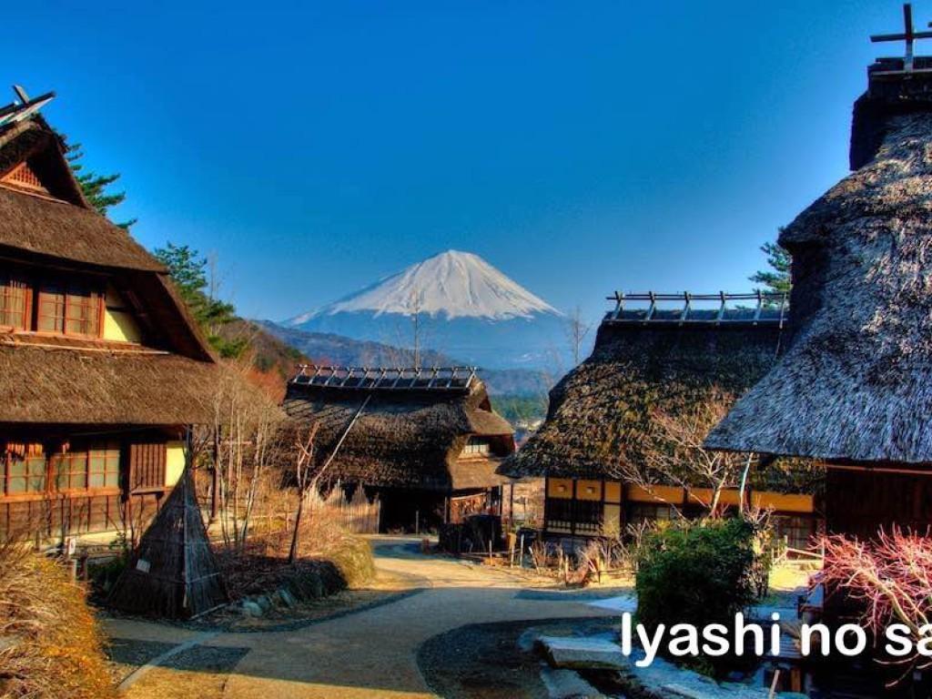 Paket tour 3 hari ke Fuji Takayama & Shirakawago 4