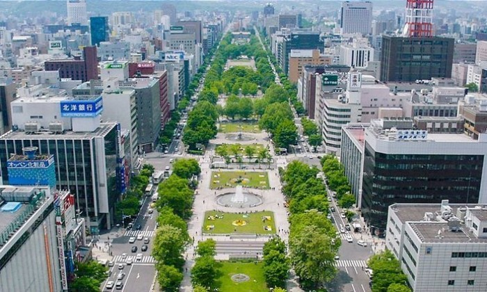 Tour 1 Hari Kota Sapporo
