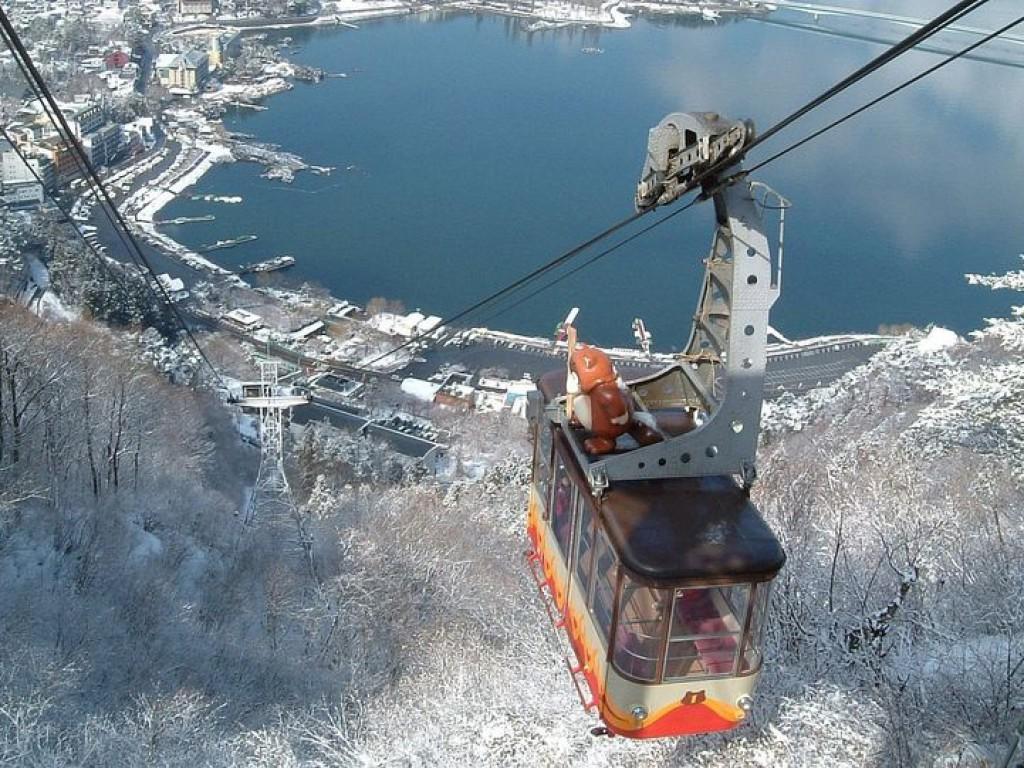 Day Tour Bus Tour to Fuji Kawaguchi from Tokyo 2