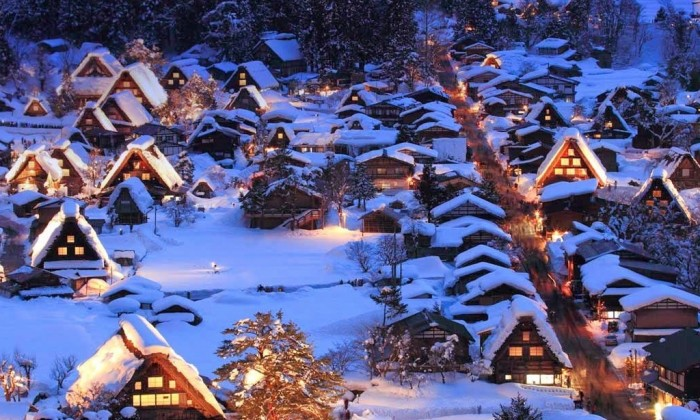 Day Tour to Takayama & Shirakawago from Nagoya