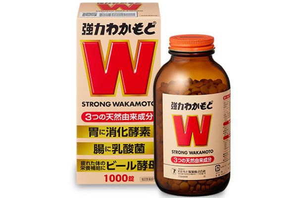 Strong Wakamoto 強力わかもと