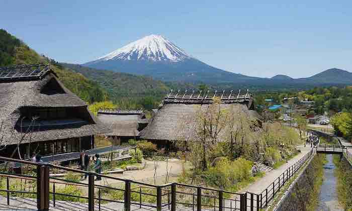 Paket Tour 1 hari Fuji Kawaguchi