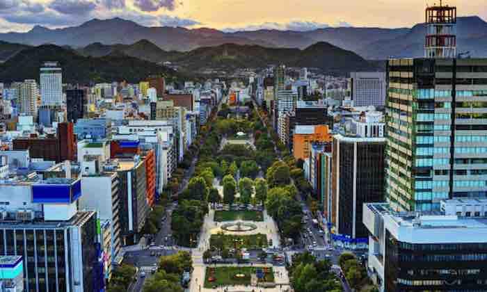 Paket Tour Hokkaido Sapporo