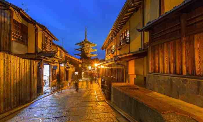 Paket Tour 1 Hari Kyoto