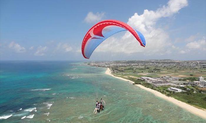 Okinawa Motor Paraglider (Pleasure Flight)