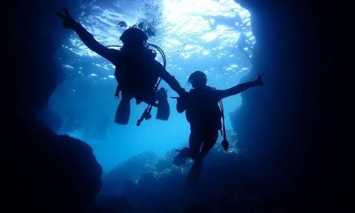 Okinawa Diving Tour