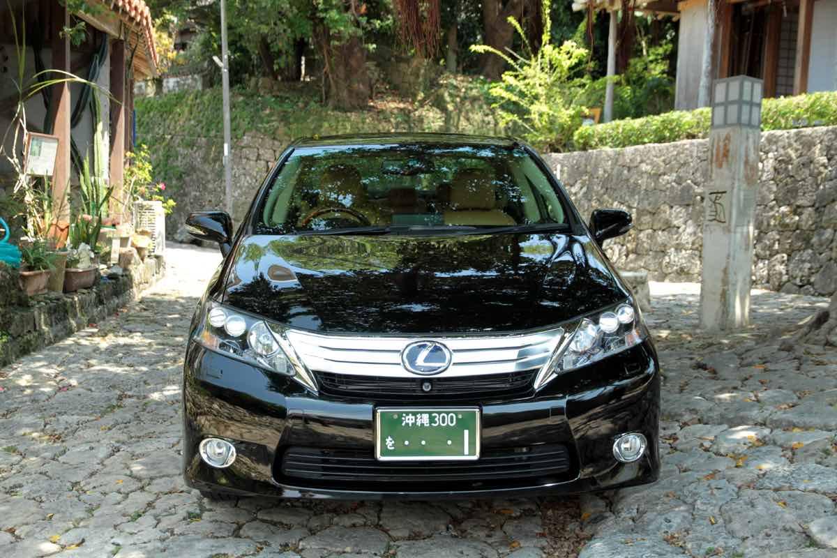Okinawa Toyota Lexus HS250 5