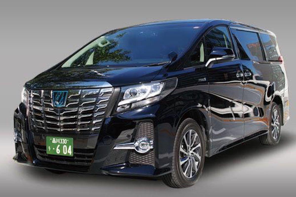 Tokyo Toyota Alphard / Vellfire 0