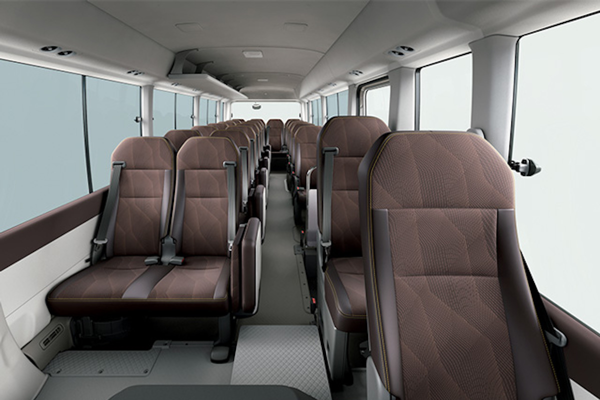 Kyoto Micro Bus (Coaster) 0