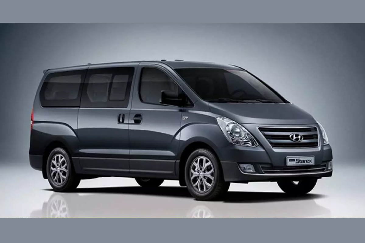 Korea / Seoul 12 seaters van 0
