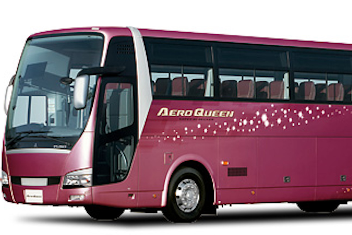Okinawa Large Bus 0