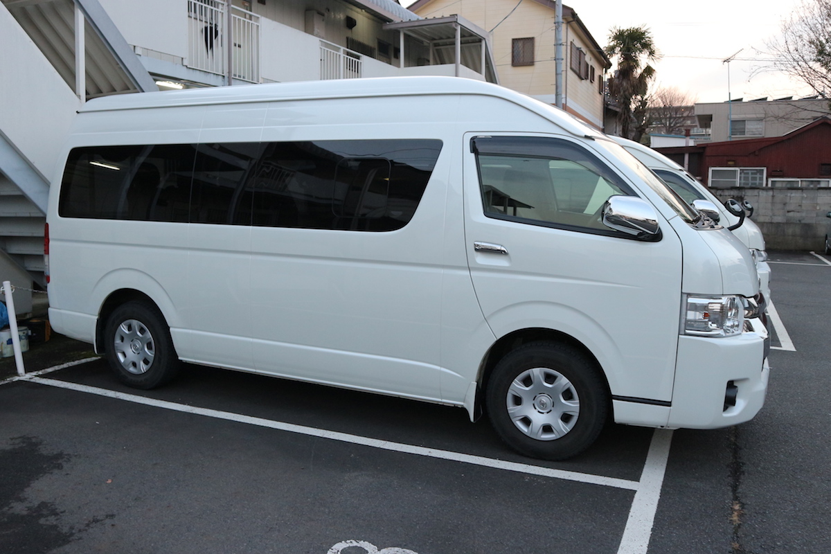Kyoto Toyota Commuter 0