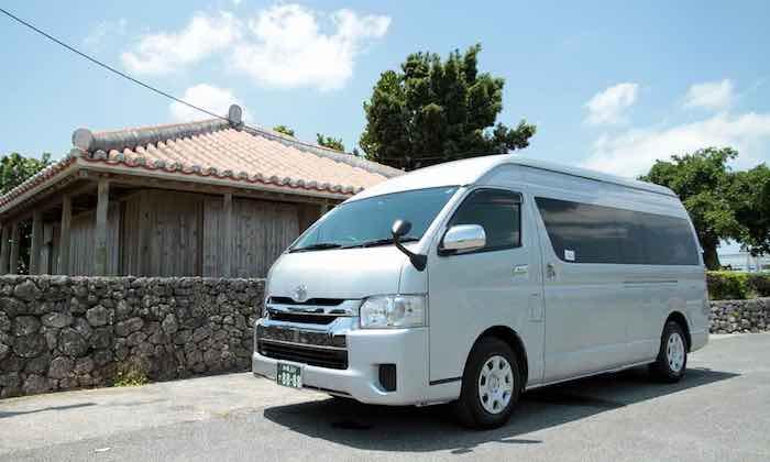 Osaka Toyota Hiace