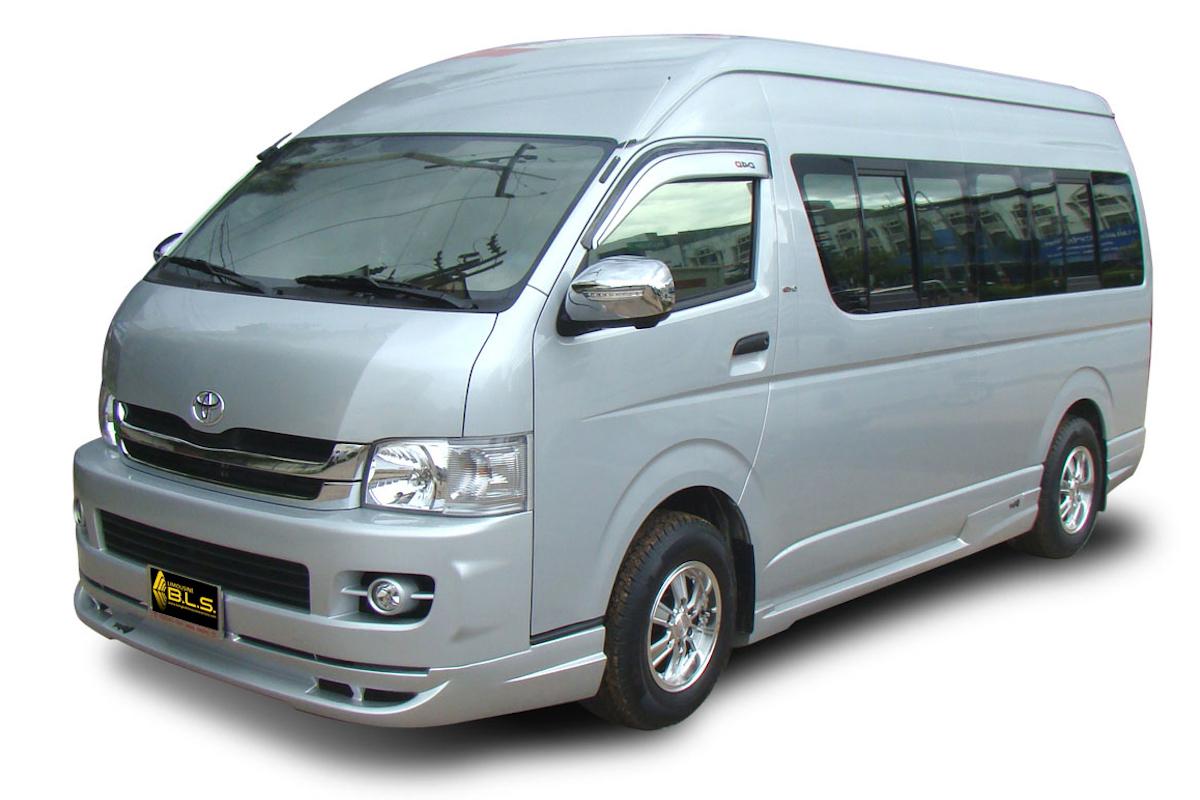 Tokyo Toyota Commuter 0