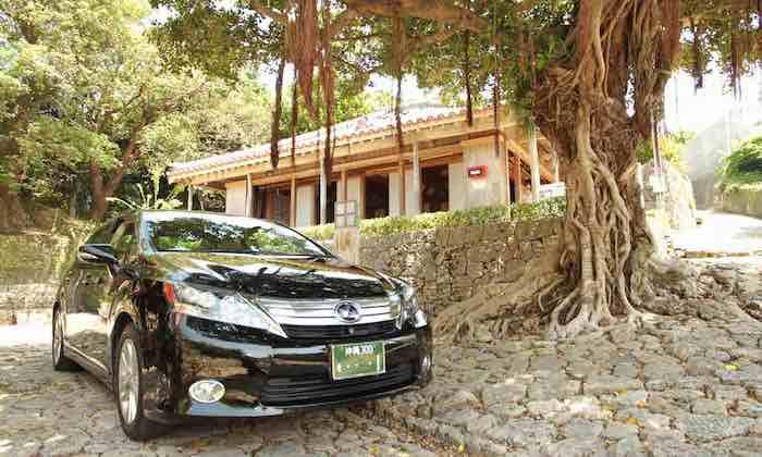 Okinawa Toyota Lexus HS250
