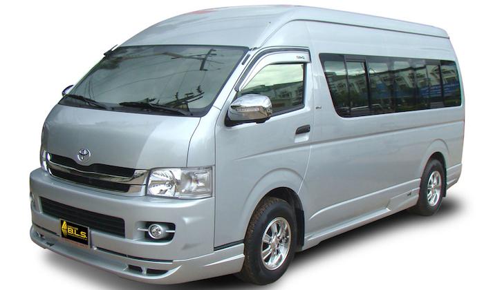 Hokkaido Toyota Commuter