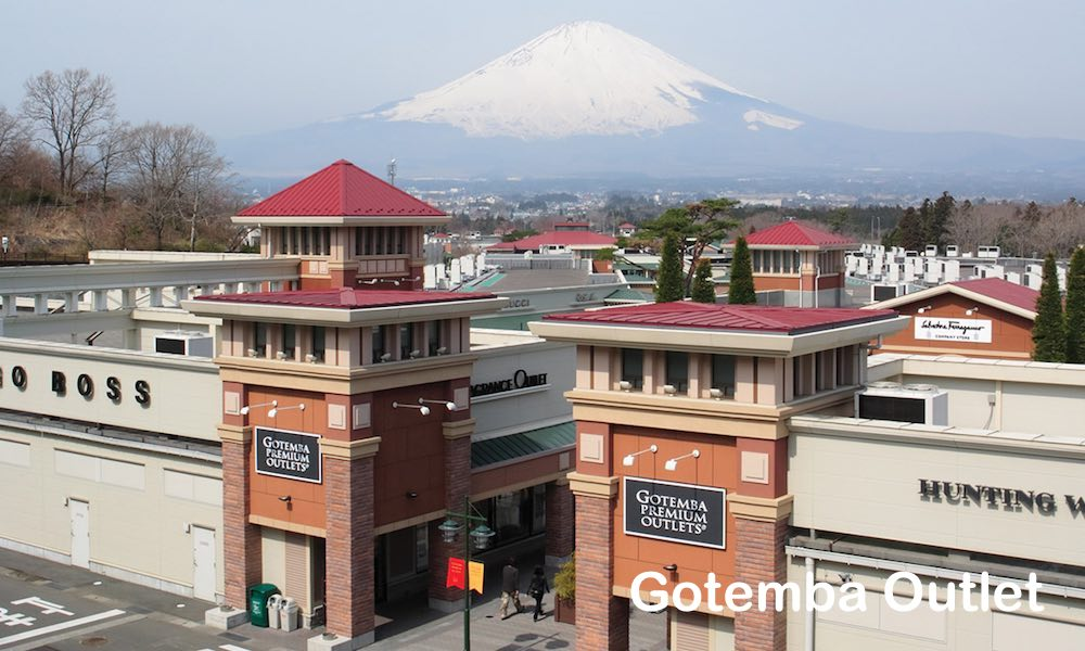 Gotemba Premium Outlet 0