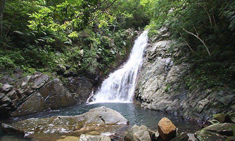 Hiji Waterfall 0
