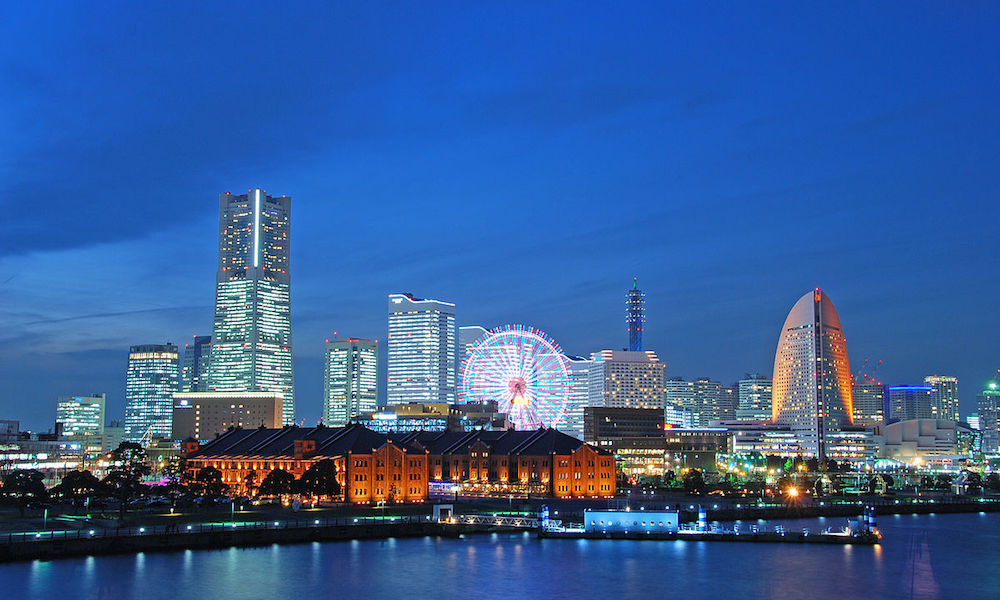 Yokohama Minato Mirai 0