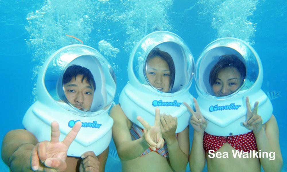 Permainan Air di Okinawa 3