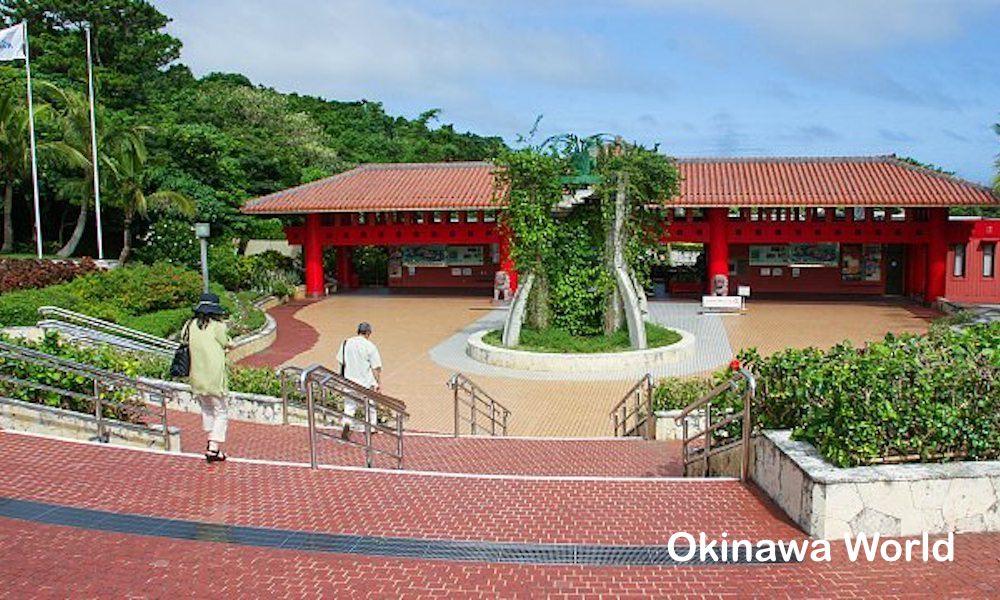 Okinawa World Gyokusendo Cave 1