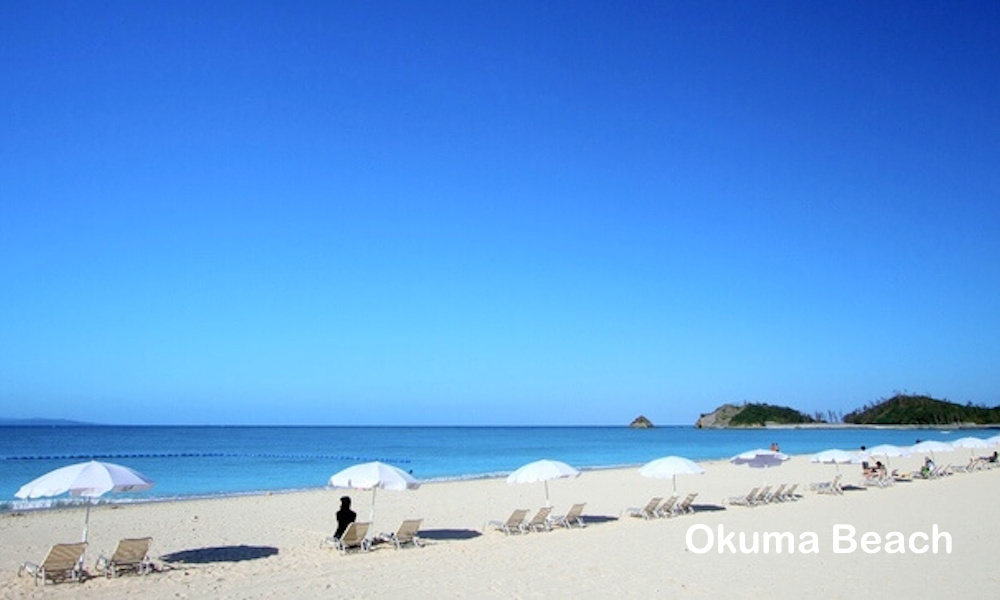 Beach In Okinawa 4