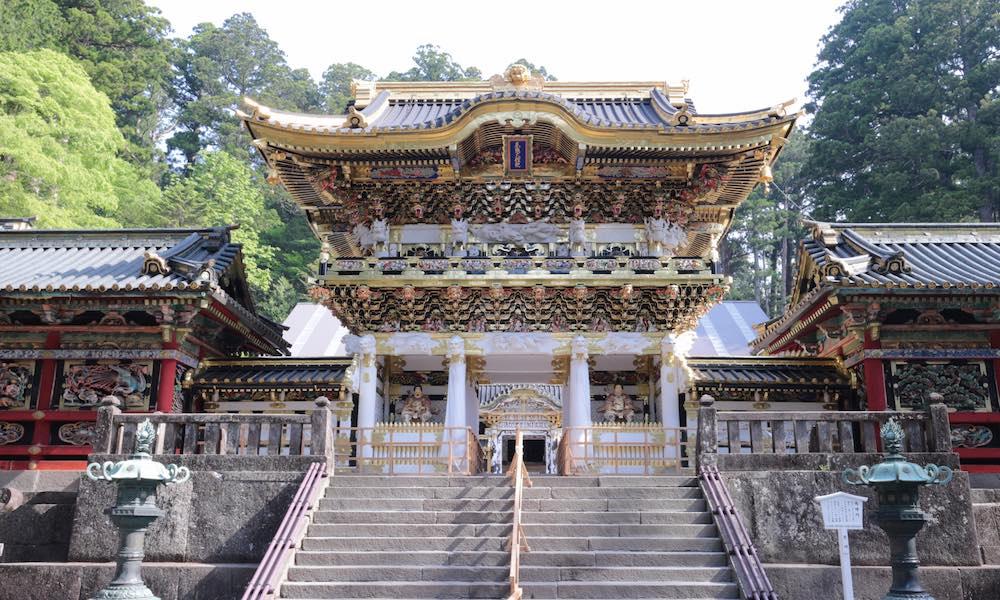 Toshogu Shrine 0