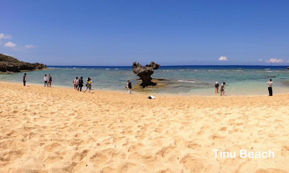 tinu-beach
